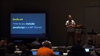 Zac Gordon: JavaScript for WordPress Workshop PART 1
