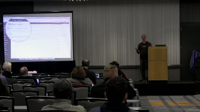 Steve Bruner: Providing Inline Help for a Great User Experience