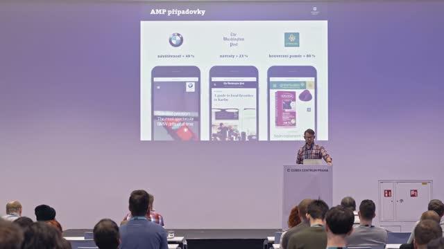 Martin Michálek: 'Bleskurychlé načtení webových stránek na mobilu i bez rychlého připojení? S techno