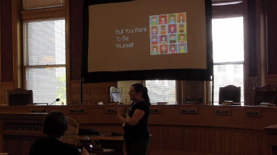 Missy Oveson: Find Your Voice, Find Your Audience
