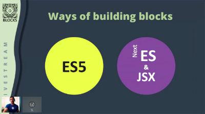 Imran Sayed: Fastest way of creating Gutenberg blocks with minimal JavaScript knowledge