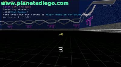 Armagetron Advanced Juego de motos estilo Tron para Linux y