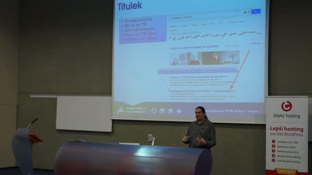 Pavel Ungr: Funkční strategie pro váš web (nejen na WordPressu)