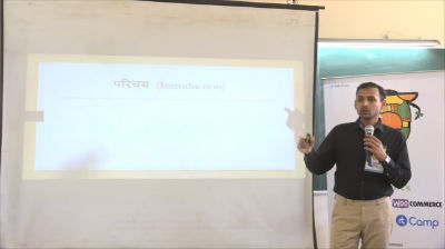 Makarand Mane: Contributing WordPress translation into Marathi language