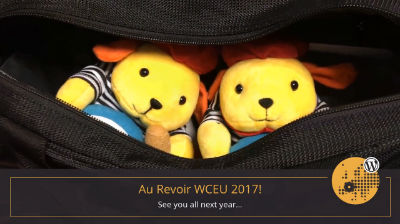 "WCEU 2017 ""Aftermovie"""