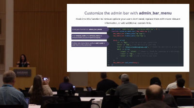 Tabytha Rourke: Integrated Dashboards: Analytics, Appearance and API