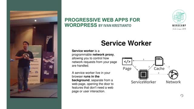 Ivan Kristianto: Progressive Web Apps for WordPress