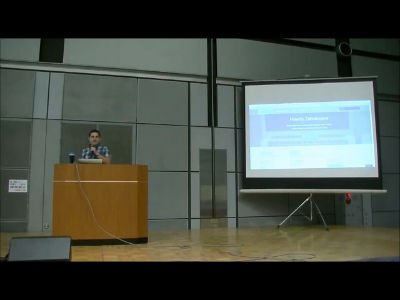 Joey Kudish and Mayuko Moriyama: Worldwide Usage of WordPress - 世界の WordPress 事情