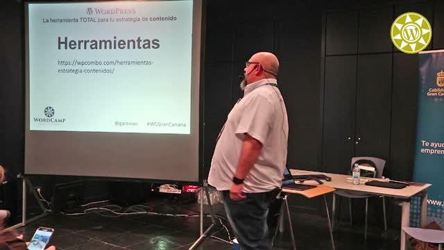 Ángel G. Zinsel: WordPress, la herramienta perfecta para tu estrategia de contenidos