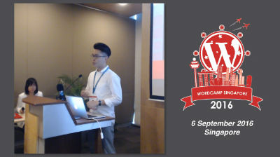 Rui Hang Foo: 5 Tips To Optimise WordPress To Be Faster and More Secure