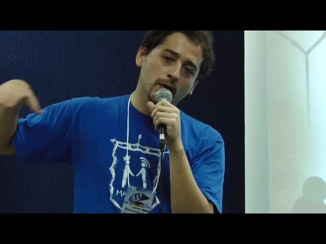 Diego Rojas: WordPress Como Rede Social - Maracatu.org.br