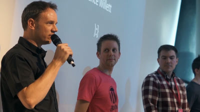 Dave Redfern, Lance Willett, Julio Potier, Scott Evans: Lightning Talks – Design