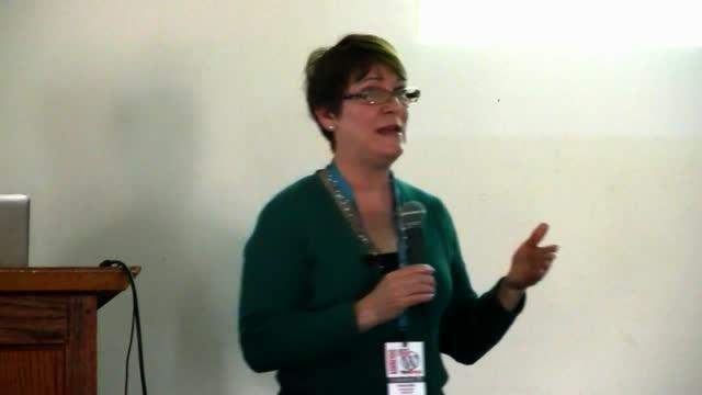 Dianna Huff: Creating a Custom Freelancer Site Using WordPress