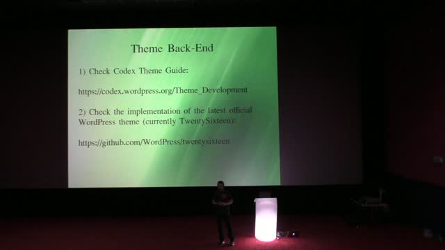 Tihomir Ivanov: How To Submit A Theme To WordPress.org That Gets Approved