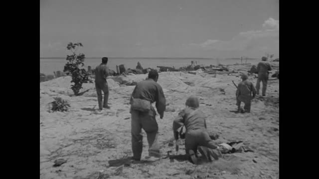 "The Camera Tells the Truth"": Camera Rolls from the Battle of Tarawa"