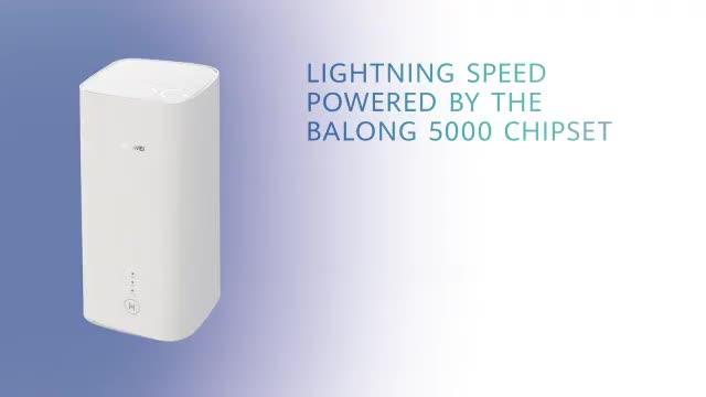 MWC2019 – Huawei lanza el 5G CPE Pro – infosertec