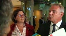 Interview Thierry Lepaon 1ère journée Conférence sociale
