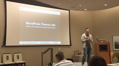 Michael Hunter: WordPress Themes 101