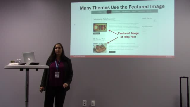 Christina Hills: How to Get Your Friends to say 'Wow!' - Using Images in WordPress Like a Pro without Being a Graphic Designer