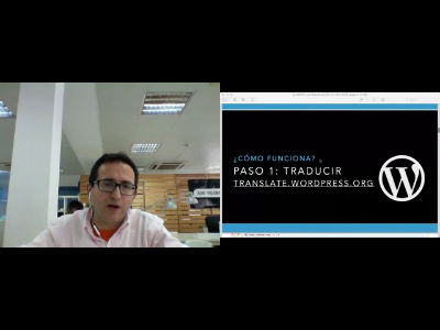 Luis Rull: Translate WordPress in Spanish