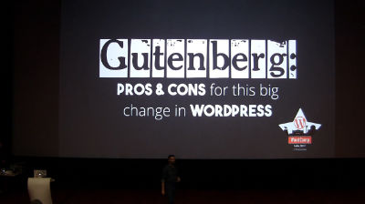 Mauricio Gelves: The Gutenberg Project: pros and cons for this big change in WordPress
