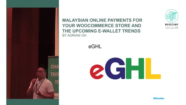 Adrian Oh: Malaysian online payments for your WooCommerce store and the upcoming e-wallet trends.