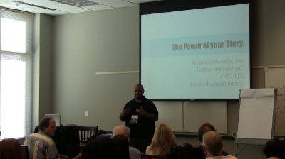 Kimanzi Constable: The Power of Your Story Through WordPress