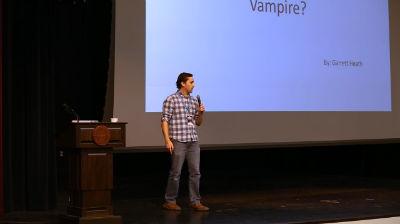Garrett Heath: Has Your Blog Become a Vampire?