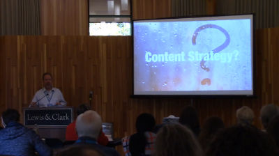 Larry Swanson: DIY Content Strategy