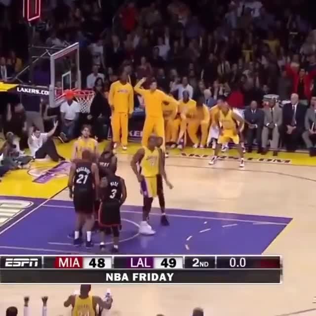 Viral Videos Of All Time: Kobe Bryant The Greatest Scorer Of All-Time