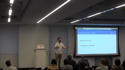 Drew Wilde: Website Optimization Through Quality Experimentation