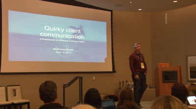 Larry Kokoszka: Quirky Client Communication