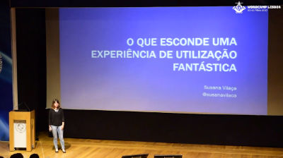 Susana Vilaça: O que esconde uma experiência de utilização fantástica
