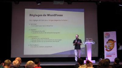 Daniel Roch: Dette technique et WordPress : faire les bons choix