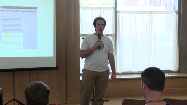 Paul Clark: Lightning Talk - How WordPress Saves Lives & Moves Governments