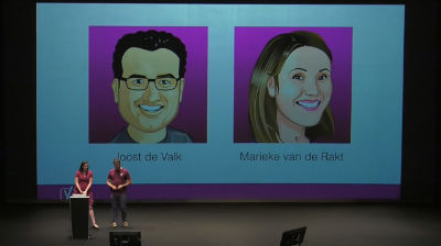 Marieke van de Rakt & Joost de Valk: Beyond SEO – Copywriting for professionals