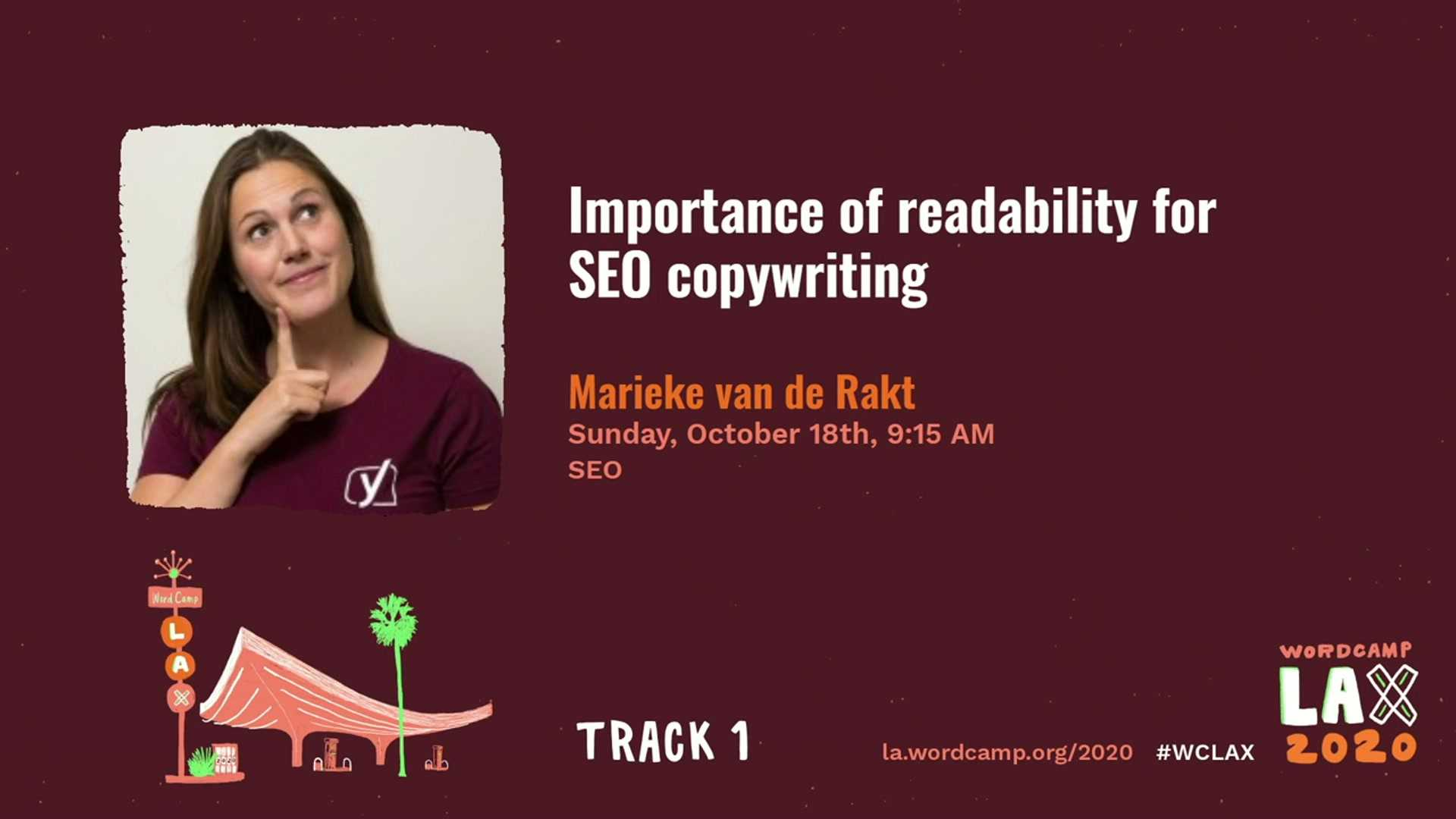 Marieke van de Rakt: Importance of Readability For SEO Copywriting