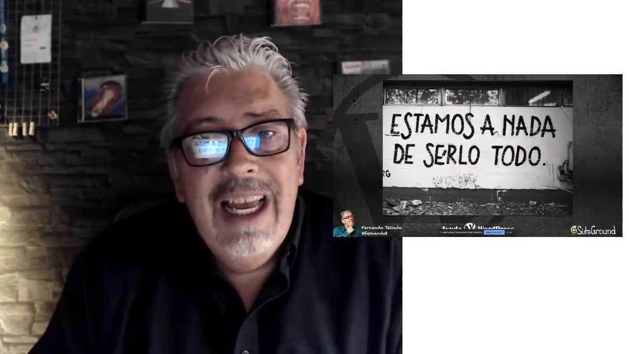 Fernando Tellado: ¿Cualquier curso de WordPress enseña WordPress?