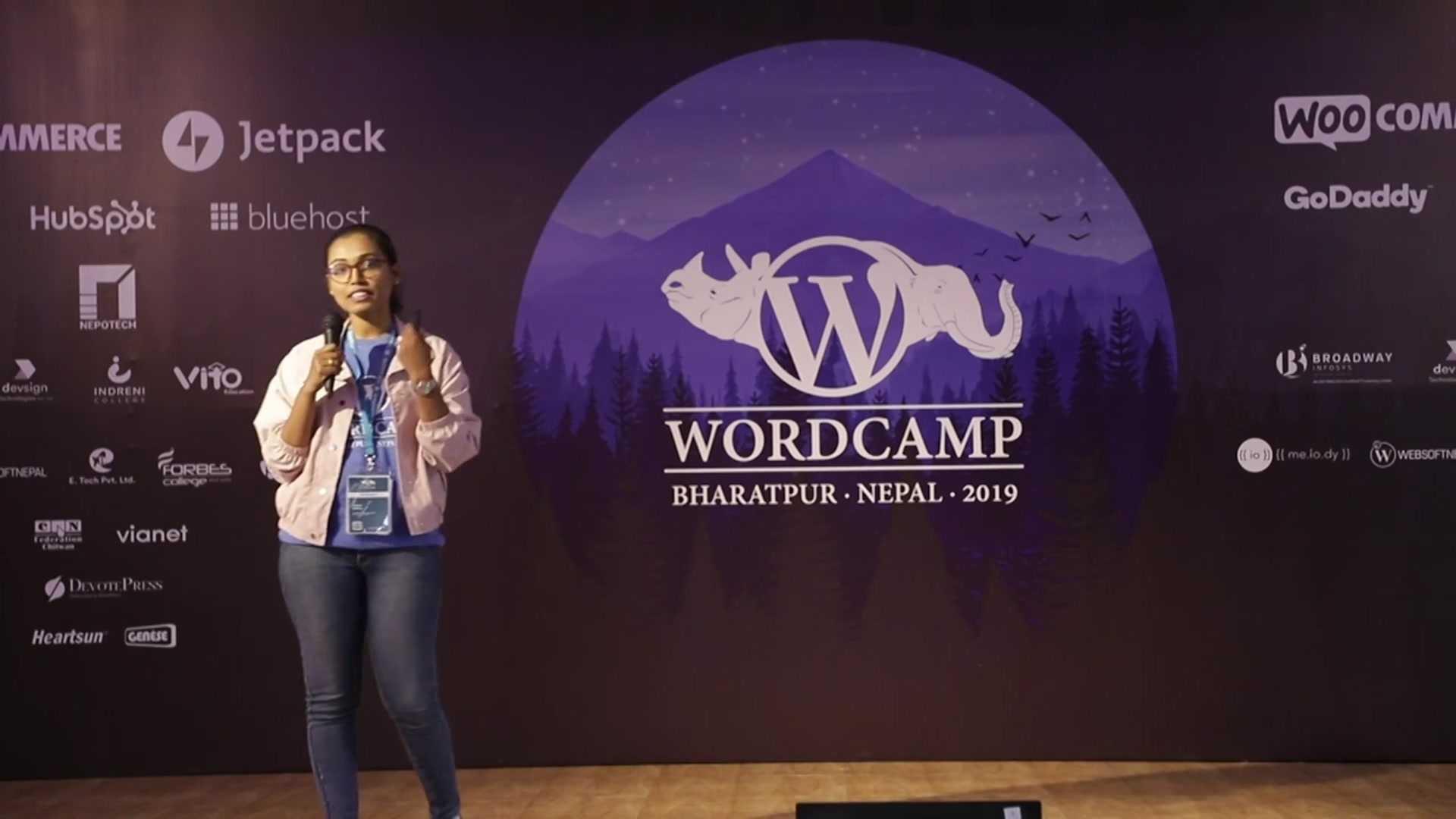 Saloni Mehta: Fundamentals of Writing Secure Code in WordPress