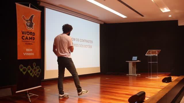 Allan Carneiro: Boas práticas de design para desenvolvimento de sites em WordPress