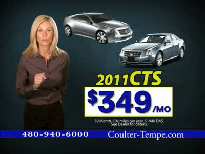 2010 november coulter motor company for Coulter motor company tempe