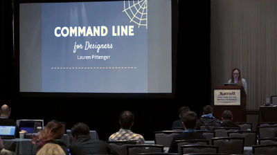 Lauren Pittenger: Intro to the Command Line for Designers