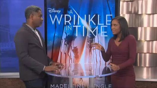Fox19 – 'A Wrinkle in Time' & 'Jessica Jones Season 2