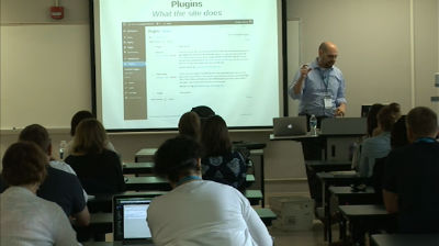Jonathan Daggerhart: Introduction to using WordPress