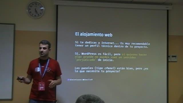 Javier Casares: Alrededor de WordPress