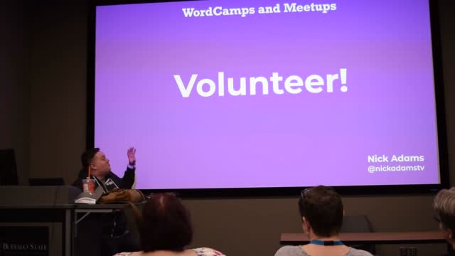 Nick Adams: Connecting & Partnering in the WordPress Community