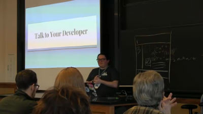 Jennifer Swisher: Creating Websites for Everyone
