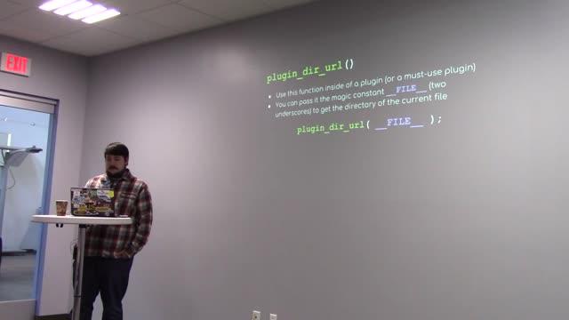 Nate Conley: wp_enqueue_scripts: Beyond the Basics