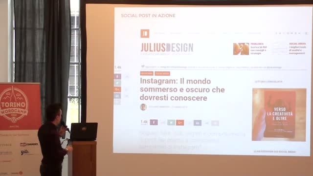 Giuliano Ambrosio: ABC – Come rendere un post blog su WordPress ottimizzato per i social media