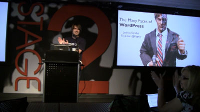 Joshua Strebel: The Many Faces of WordPress